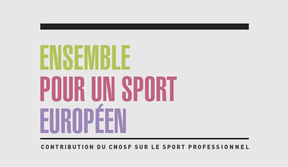le cnosf  force de propositions pour l u2019 u00e9volution du sport